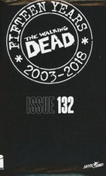 Image Comics's The Walking Dead: 15th Anniversary - Blind Bag Edition Issue # 132