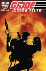 IDW Publishing's G.I. Joe: The Cobra Files Issue # 2