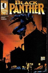 Marvel Knights's Black Panther Issue # 1b