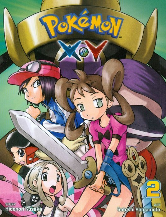 Pokemon And Y Anime Characters Names : Pokemon xy perfect square comicbookrealm