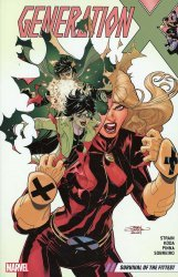 Marvel Comics's Generation X TPB # 2