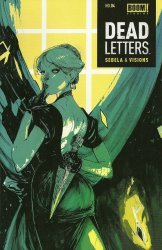 BOOM! Studios's Dead Letters Issue # 4