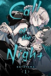 Viz Media's Call Of The Night Soft Cover # 1