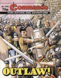 D.C. Thomson & Co.'s Commando: For Action and Adventure Issue # 3346
