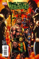 Marvel Comics's Incredible Hercules Issue # 129