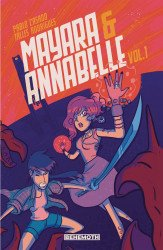 Behemoth Entertainment LLC's Mayara & Annabelle TPB # 1