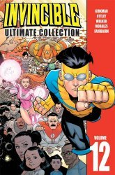Image Comics's Invincible Hard Cover # 12