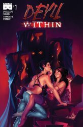 Black Mask Studios's Devil Within Issue # 1b