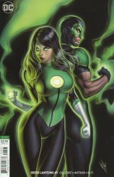 DC Comics's Green Lanterns Issue # 49b