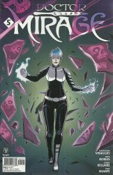 Valiant Entertainment's Doctor Mirage Issue # 5b