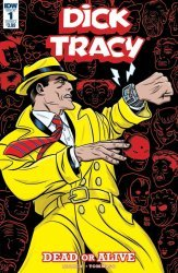 IDW Publishing's Dick Tracy: Dead or Alive Issue # 1