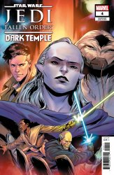 Marvel Comics's Star Wars: Jedi - Fallen Order Dark Temple Issue # 4b