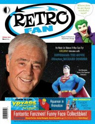 TwoMorrows Publishing's RetroFan Issue # 3