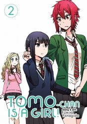 Seven Seas Entertainment's Tomo-Chan is a Girl Soft Cover # 2