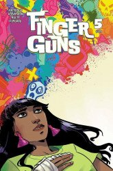 Vault Comics's Finger Guns Issue # 5b