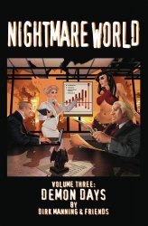 Devil's Due Publishing's Nightmare World TPB # 3