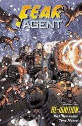 Image Comics's Fear Agent TPB # 1-2nd print