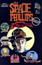 Rocketship Comics's Spade Phillips Adventure Hour Issue # 1
