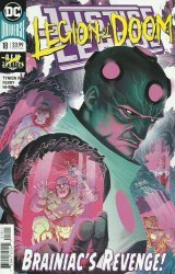 DC Comics's Justice League Issue # 18