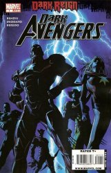 Marvel Comics's Dark Avengers Issue # 1