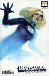 Marvel Comics's Invisible Woman Issue # 1d