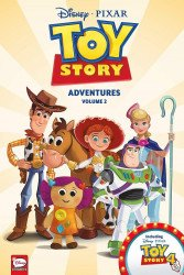 Dark Horse Comics's Disney Pixar Toy Story 4 TPB # 2