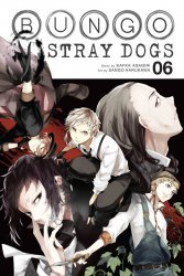 Yen Press's Bungo Stray Dogs Soft Cover # 6