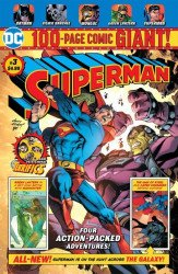 DC Comics's Superman Giant Giant Size # 3