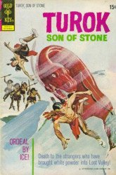 Gold Key's Turok, Son of Stone Issue # 81