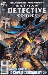 DC Comics's Detective Comics Issue # 853