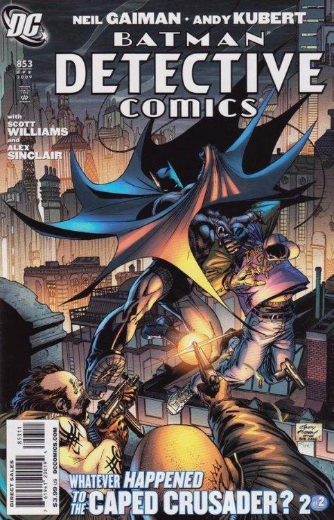 DC Comicss Detective Comics Issue 853