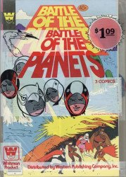 Whitman's Battle of the Planets Special # 3-pack