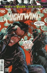 DC Comics's Nightwing Issue # 65