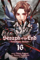 Viz Media's Seraph of the End: Vampire Reign TPB # 16