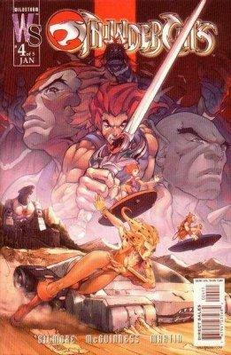 Thundercats Wildstorm on Thundercats 0  Wildstorm    Comicbookrealm Com