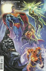 DC Comics's Justice League Issue # 48b