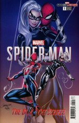 Marvel Comics's Marvel's Spider-Man: The Black Cat Strikes Issue # 1b