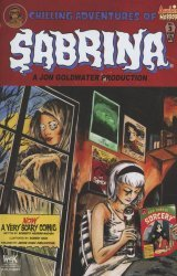 Archie's Chilling Adventures of Sabrina Issue # 5b