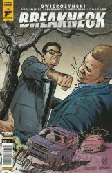 Titan Comics's Hard Case Crime: Breakneck Issue # 3b