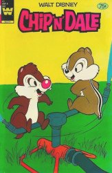 Whitman's Chip 'n' Dale Issue # 83b