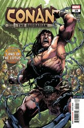 Marvel Comics's Conan the Barbarian Issue # 19