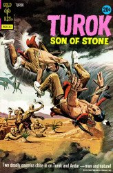 Gold Key's Turok, Son of Stone Issue # 83b