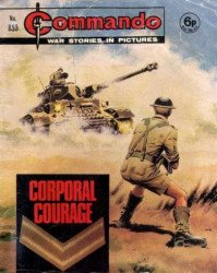 D.C. Thomson & Co.'s Commando: War Stories in Pictures Issue # 853