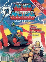 Welsh Publishing Group's He-Man and the Masters of the Universe Issue # 2