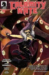 Dark Horse Comics's Calamity Kate Issue # 2