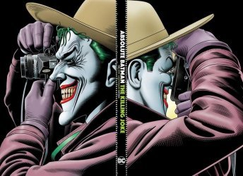 DC Comics's Absolute Batman: The Killing Joke  Hard Cover # 1
