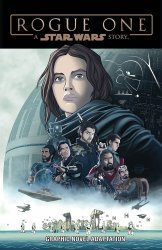 IDW Publishing's Star Wars: Rogue One: Graphic Novel Adaptation TPB # 1