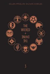 Image Comics's The Wicked + The Divine Hard Cover # 3
