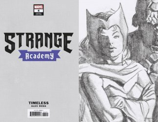 Marvel Comics's Strange Academy Issue # 4e