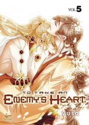 Netcomics's To Take an Enemy's Heart Soft Cover # 5